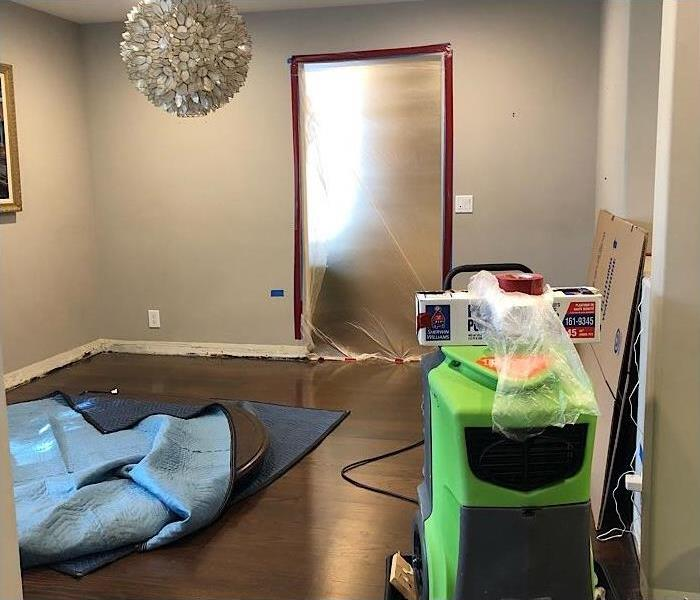 Water Damage in Los Angeles