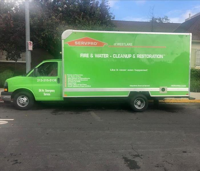 SERVPRO of Westlake Has Expanded Our Fleet!