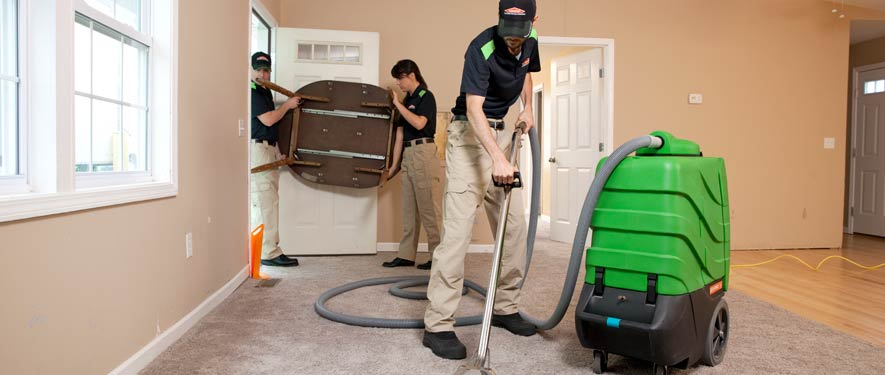 Los Angeles, CA residential restoration cleaning